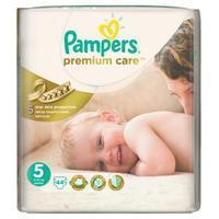 Pampers Бебешки памперс PremCare  VP S5 /11-18 кг./  44 бр. Джуниър 0201488